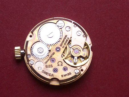 Uhrwerk Omega Cal. 625